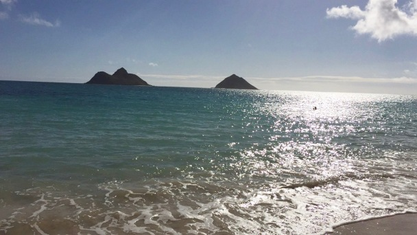 Oahu Hawaii Best Beaches Changing Lanes